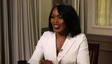 Angela Bassett on Hillary Clinton, 'AHS' & her career
