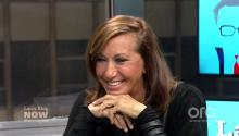 Is a Donna Karan, Larry King Collaboration in the Works?