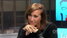Donna Karan Doesn't Wear Other Designers' Clothes