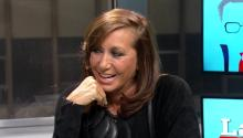 "Donna Karan: ""Never Question President Clinton"""
