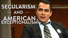 Secularism and American Exceptionalism