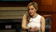 "Rosie Rivera Not a Fan of Trump, Hillary Too ""Wishy-Washy"""