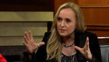 Melissa Etheridge on Panic In The Music Industry