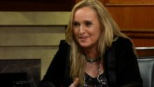 Melissa Etheridge Rates President Obama
