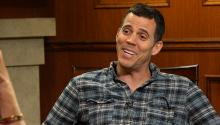 Steve-O's Secret Talent Baffles Larry