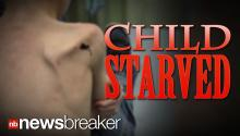 CHILD STARVED: Police Arrest Five Year Old's Dad and Step-mom After Finding Boy Emaciated
