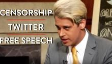 Milo Yiannopoulos on Censorship, Twitter, and Free Speech