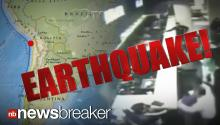 EARTHQUAKE!: Officials Call Off Tsunami Warnings After Strong 8.2 Magnitude Quake Strikes Coast of Chile