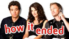 How I Met Your Mother Finale Backlash