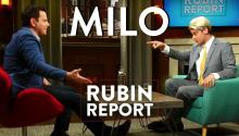 Milo Yiannopoulos and Dave Rubin Talk Donald Trump, Censorship, and Free Speech