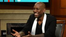 "Tyrese: 'Fast & Furious' movies sets ""multi-ethnic"" standard"