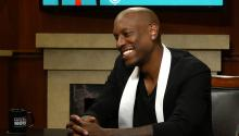 "Tyrese on Donald Trump: ""I don't like him, he's pretty disgusting"""