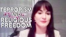 Discussing Terrorism and Religious Freedom with Julie Lenarz