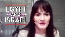 Discussing Egypt, Israel, and Standing for Western Values with Julie Lenarz