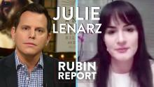Julie Lenarz and Dave Rubin Discuss Brussels, Terrorism, Immigration Crisis, and more