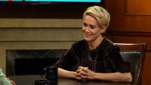 Sarah Paulson on 'Simpson' series, Clark, and sexism