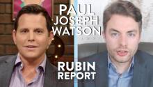 Paul Joseph Watson and Dave Rubin: Libertarians, Trump, and the Immigration Crisis