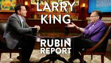 Larry King and Dave Rubin Talk Mainstream Media, Fascism, and Free Speech