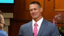 John Cena: I hope to fight by the end of April