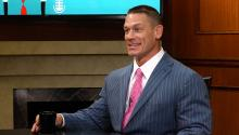 John Cena's Wrestlemania 32 surprise: I hid in a broom closet