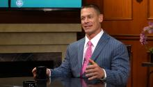 Is John Cena gunning for Ric Flair's WWE title record?
