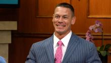 John Cena on his WWE future, movie career & UFC fighting