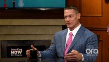 John Cena on WWE NXT and indie wrestlers
