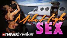 MILE HIGH SEX: New Jet Service Gives Couples 40 Minutes and a Bed to Join the Exclusive Club for $799