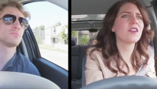TODAY'S LOL: Guys Driving Vs. Girls Driving