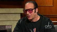"Andrew Dice Clay recalls ""tiff"" with Trump"
