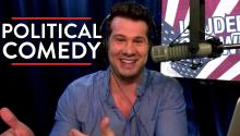 Steven Crowder on Political Comedy and Libertarianism