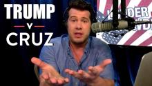 Steven Crowder on Ted Cruz and Donald Trump