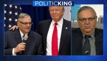 'America's Toughest Sheriff' Arpaio On How Trump Won Him Over