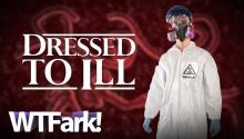 DRESSED TO ILL: Internet Site Sells