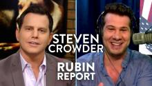 Steven Crowder and Dave Rubin Talk Trump, Cruz, Abortion, and Climate Change