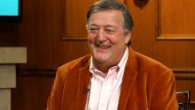 Stephen Fry on Twitter, Trump, & the right to privacy