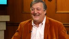 If Stephen Fry were American