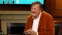 Stephen Fry opens up about his bipolar disorder