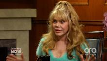 "Charo reveals the surprising origins of ""cuchi cuchi"""