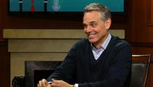 Colin Cowherd: LeBron might move back to Miami