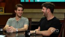 The Chainsmokers x Larry King: Rapid Fire Q&A