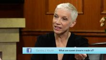 Annie Lennox tells us what Sweet Dreams are made of