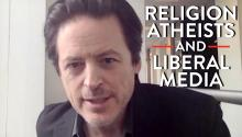 John Fugelsang on Religion, Atheists, and Liberal Media