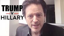 John Fugelsang on Donald Trump and Hillary Clinton