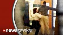Teacher Caught on Camera Slamming Student Against Lockers