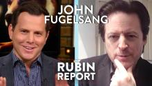 John Fugelsang and Dave Rubin Talk Religion, Trump, Bernie, and Hillary