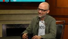 Moby opens up about longtime friendship with David Bowie