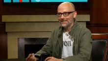 Moby on music, Bowie, Gwen Stefani, and Trump