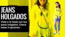 Looks con jeans holgados - Dress Code