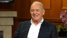 Anthony Hopkins on retirement, ageism, & death